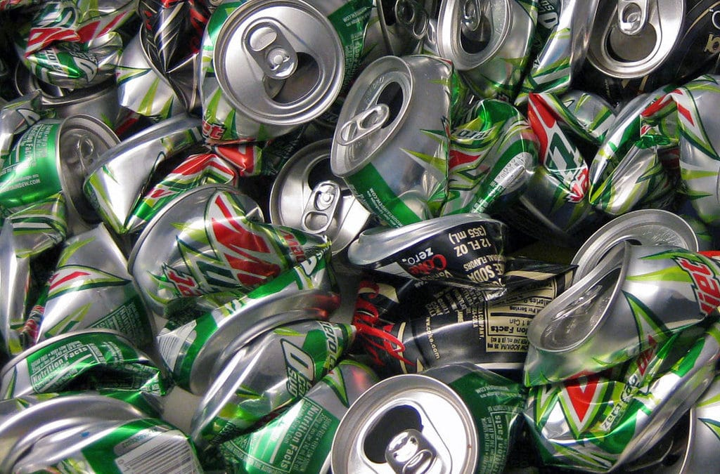 Recycling Aluminium Cans Saves Energy and Natural Resources