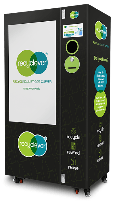 recyclever - Reverse Vending Machines